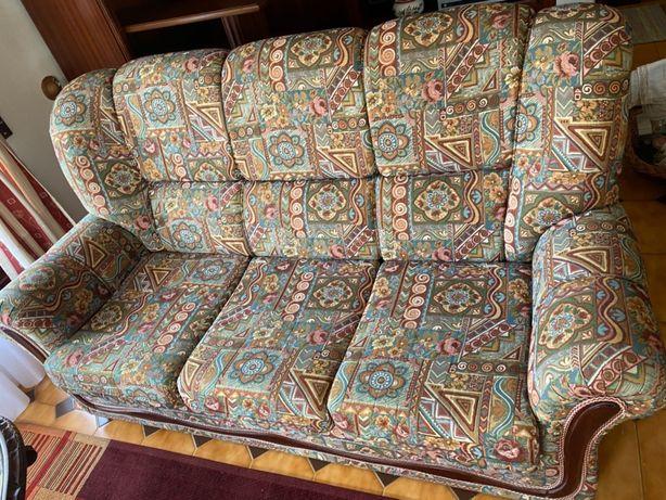 Sofa Conjunto 3 sofas/sofa-cama