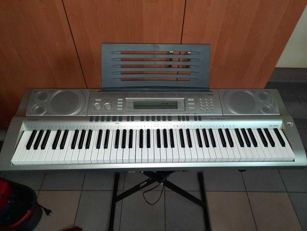 Keyboard casio wk-200