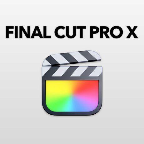 Final Cut Pro X - Dożywotnia Pełna Wersja