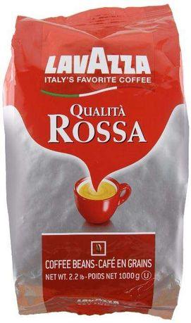 Кофе в зернах Lavazza Qualita Rossa, Crema e Aroma Espresso 1кг Обмен