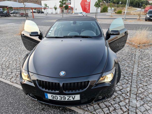 BMW 630 CI cabrio 258cv