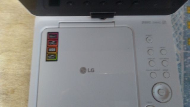 DvD LG CD player