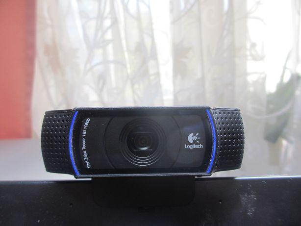 Вебкамера Logitech C920 - не рабочая
