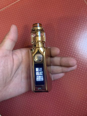 Asmosus minikin v2 + manta rta gold