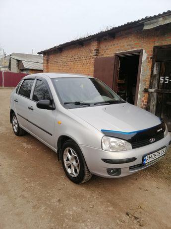 Продам Lada Kalina 1118  2006 г. Торг.