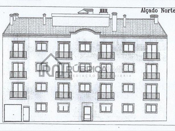Terreno para construção de bloco de apartamentos - Almancil