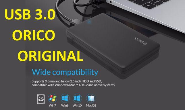 Внешний карман Orico USB 3.0 SATA для HDD 2.5 в наличии 2577U3