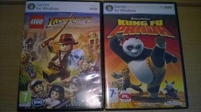 kungfu panda i lego zestaw gier