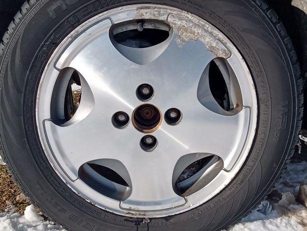 Fabryczne alufelgi Estroli do VW Golf II GTI fiire & ice  Canada