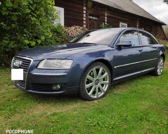 Audi A8 D3 4.2 tdi LONG