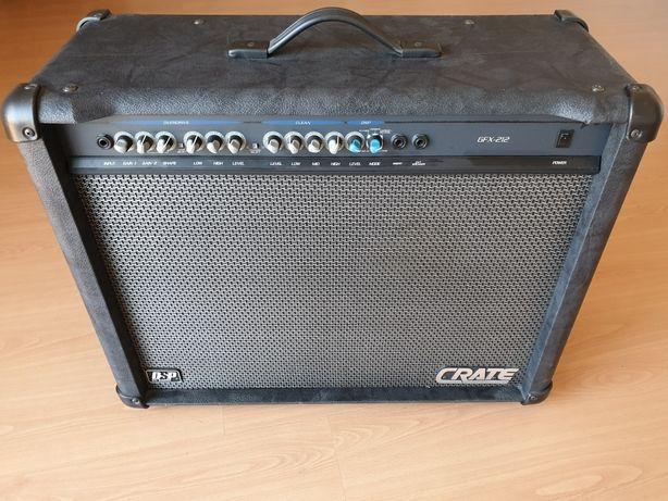 Amplificador Crate GFX-212 DSP