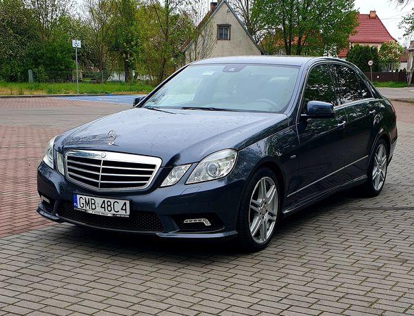Mercedes W212 2.2CDI 170KM Sedan Pakiet AMG
