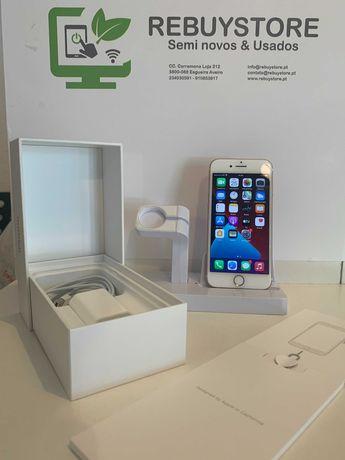 Apple iPhone 7 Rose Gold 128 GB Usado Grade A (Fatura & Garantia)