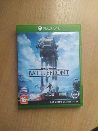 СРОЧНО!!! Продаю Star Wars Battlefront. Цена 800 р.