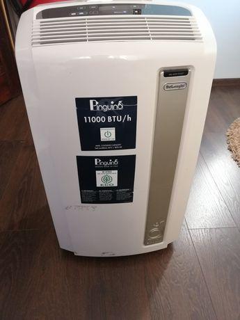 Klimatyzator DeLonghi PAC AN112 Silent 11k BTU super stan