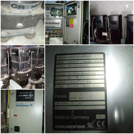 Bombas água  Grundfos CR 4