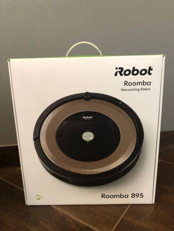 Odkurzacz automatyczny iRobot Roomba 895 Poznań Długa 14