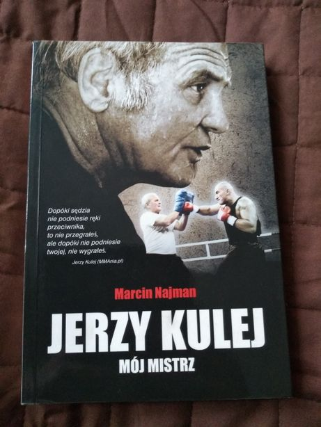 Jerzy Kulej mój mistrz