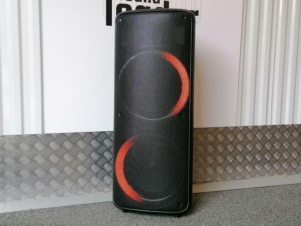 Potężny 83cm 160W głośnik bluetooth bezprzewodowy partybox radio usb