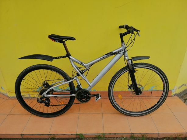 Велосипед двух сідвісний Алюмінієвий