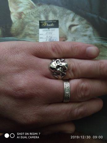 Новий Срібний перстень 925 проби