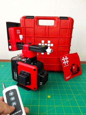 Лазерный уровень 3D Shijing 7859F Fukuda Huepar Firecore Bosch DeWalt