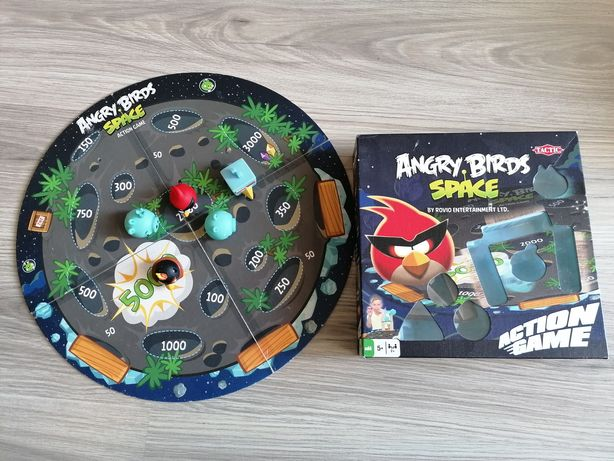 Gra Angry Birds Space Action