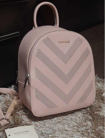 Рюкзак david jones розовый пудра