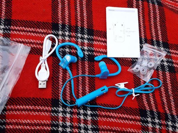 наушники для спорта Bluetooth гарнітура для спорту блютуз навушники
