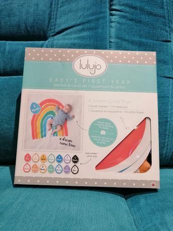 Lulujo mata plus karty 1 do 12 miesiąca