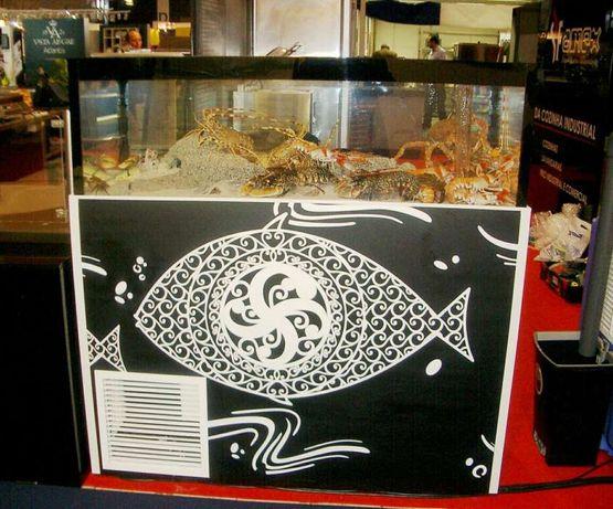 Vendo aquário marisco