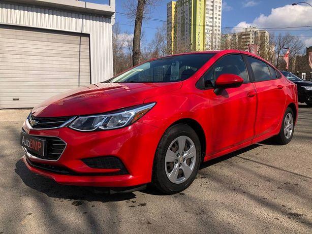 В Лизинг, В Кредит, В Рассрочку | Chevrolet Cruze Ls 2017