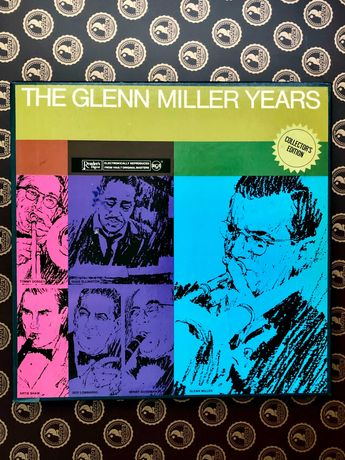 The Glenn Miller Band -The Glenn Miller Years 6Lp Box Set UK