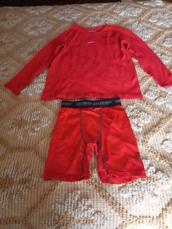 Camisola térmica boxer