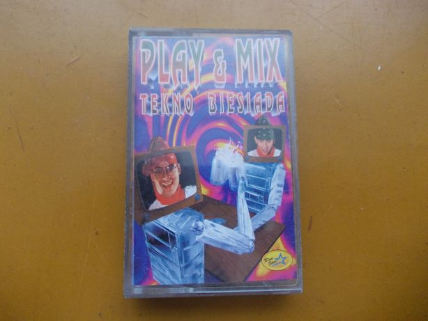 Play Mix Tekno Biesiada orginal kaseta