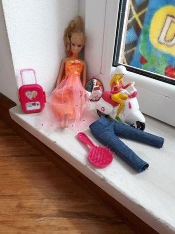 Barbie, zestaw tanio