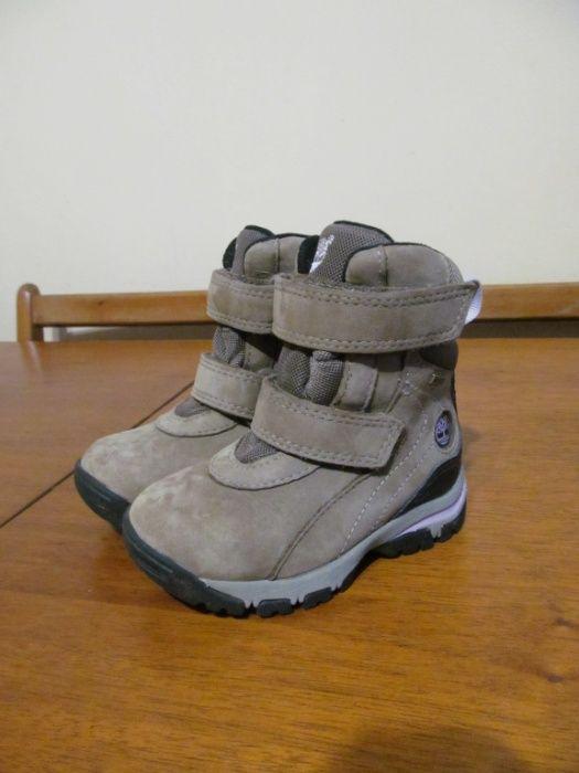 Ботинки Timberland Gore-tex 22р. стелька 14 см. Хмельницкий - изображение 1