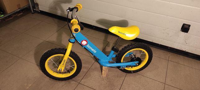 Rowerek biegowy Lionelo 12 cali
