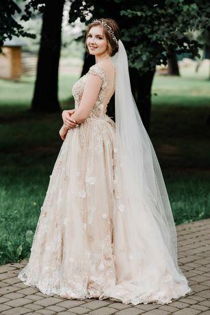 Весільна сукня від бренду Milla Nova