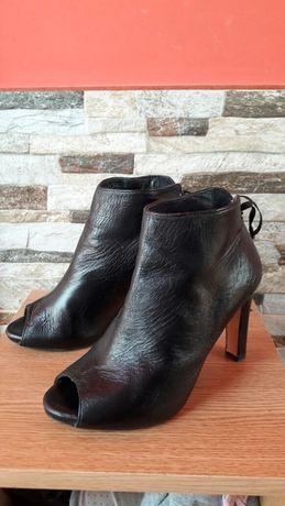 Ботильоны MINELLI ботинки с открытым носком
