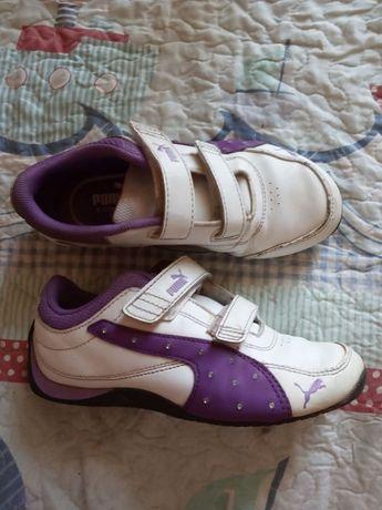 Кроссовки Puma для девочки (29)