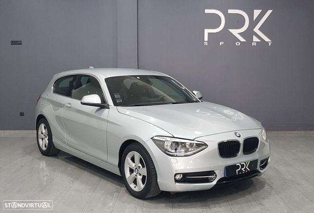 BMW 116 D LINE SPORT (116CV) (3P)