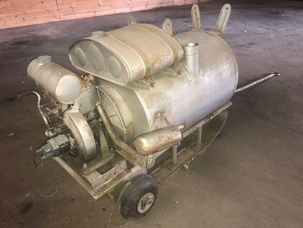 Продається моторний підігрівач МП-70 в комплекті з рукавами.