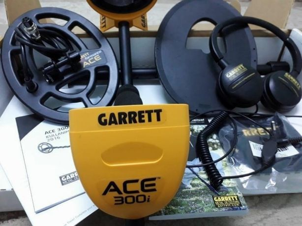 Металлоискатель • Металлодетектор • Garrett ACE 300i • Беспл доставка