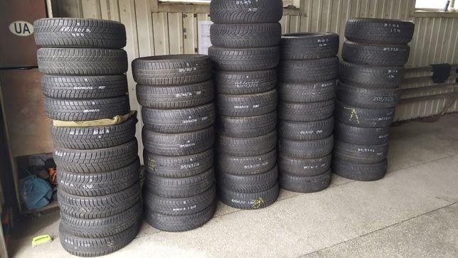 Зимові шини б/у R14 R15 R16 з Німеччини 185 -195 - 205 -215* -60 -65