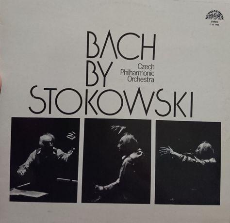 Пластинка Bach by Stokowski