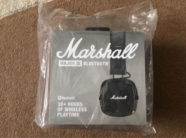 Marshall Major III 3 Bluetooth