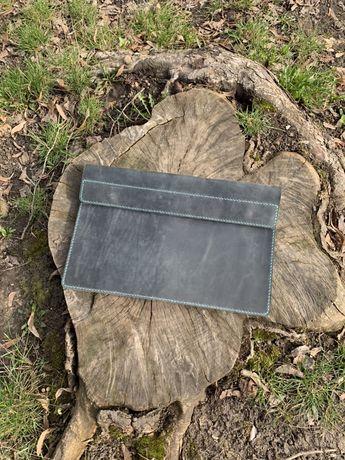 Кожаный чехол для Макбука, чехол для ноутбука, чехол на MacBook