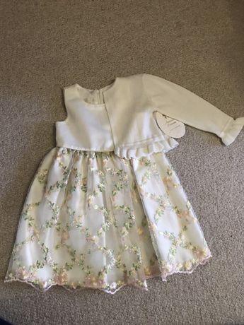 Нарядное платье на девоку 3 года из сша с бирками
