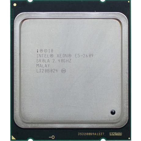Intel Xeon E5-2609 2.4 Ghz 4 Cores
